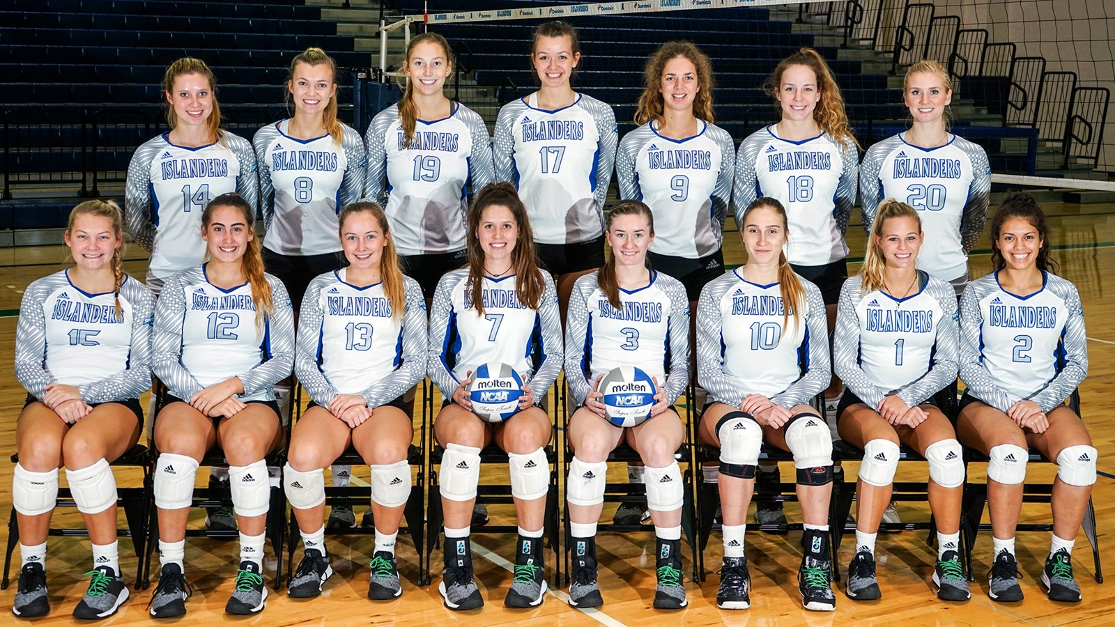 2018 Volleyball Roster Texas A M Corpus Christi Athletics